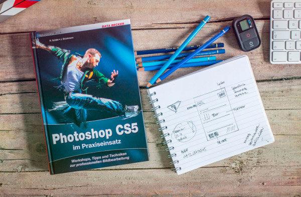 Photoshop Buch Autor